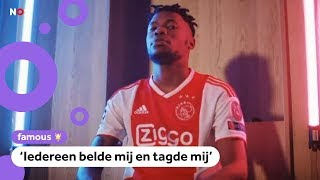 Ajax Rap Van Sevn Alias Populair Bij Fans én Spelers