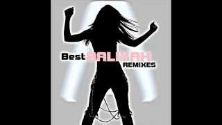 Best Aaliyah Remixes - ALBUM