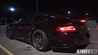 STREET RACING in OKC!!! - Twin Turbo Porsche, Supra, Twin Turbo Mustang, CTS-V & MORE!