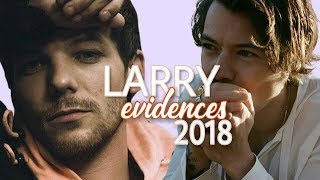 Larry Evidences 2018 Part 8♡