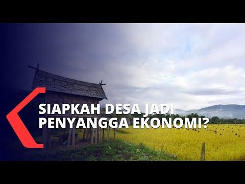 tangkal resesi siapkah desa jadi penyangga ekonomi kota