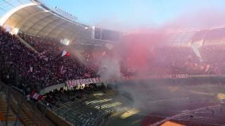 Bari - Avellino 2 - 1 inno bari + cori da brividi