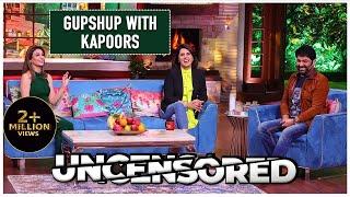 Neetu Kapoor And Riddhima Kapoor On TKSS Stage Uncensored   The Kapil Sharma Show   Neetu, Riddhima