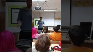 ¡¡Jorge, ex-Erasmus del Gregorio anima a nuestros alumnos a ser proactivos en su Erasmus+!!