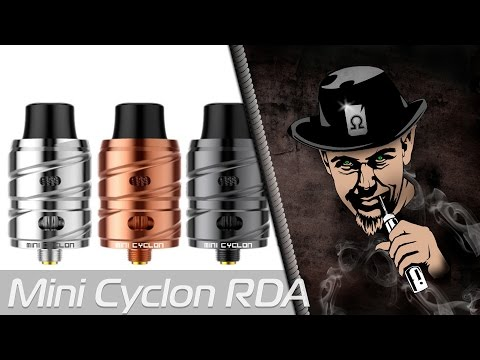 Mini Cyclon RDA by Fumytech