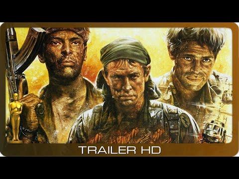 Video trailer för Platoon ≣ 1986 ≣ Trailer