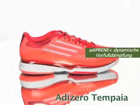 Die neuen Adidas Damen Tennisschuhe - Sommer 2011