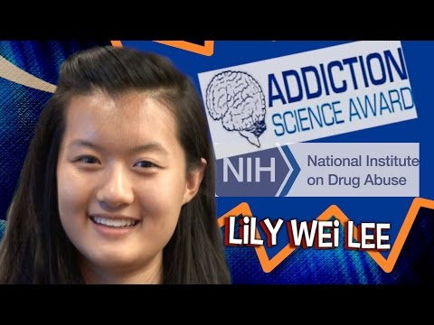 Addiction Science Fair Winner: Lily Wei Lee