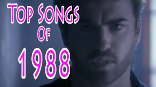 Top Songs Of 1988