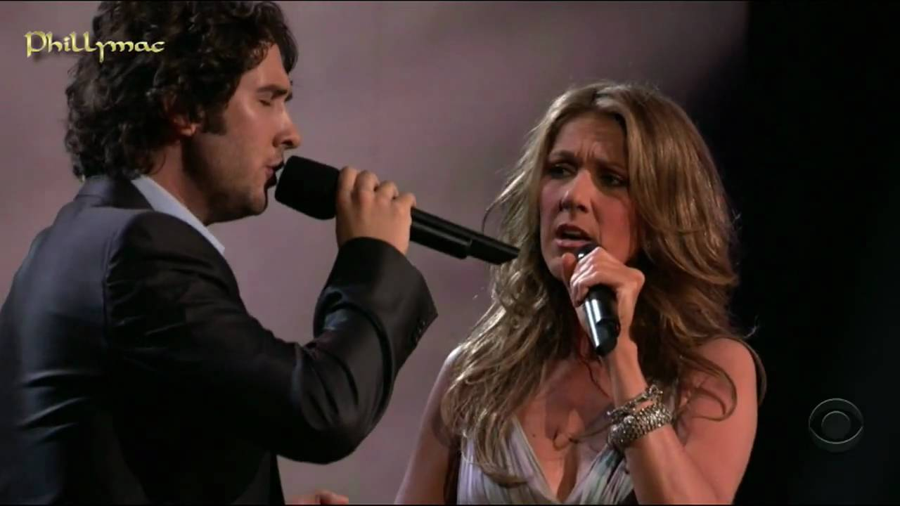 "Celine Dion & Josh Groban Live ""The Prayer"" - Celine Dion & Josh Groban Lyrics"