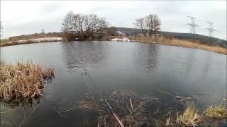 Рыбалка на окуня в конце марта по открытой воде