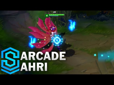 The fresh new splash art and up-to-date graphics of the Arcade Ahri skin  in-game have made it a hit despite its price tag of 1350 Riot Points.