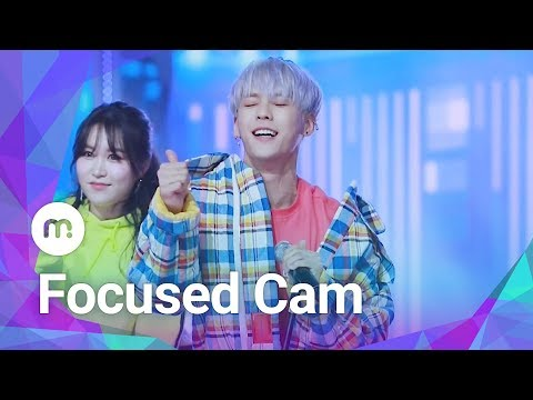 (ENG Sub)[MUBEAT X Show Champion] 190130 Lee MinHyuk 이민혁 '오늘 밤에 Tonight (With Melody)' Focused CAM