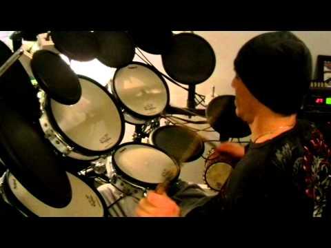 Drumsolo improv