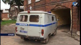 Житель Боровичского района осужден за серию краж