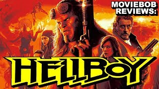 MovieBob Reviews: Hellboy