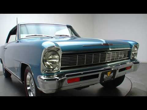 Video of '66 Nova SS - FJP9
