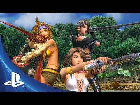 Видео № 0 из игры Final Fantasy X / X-2 HD Remaster (Б/У) [PS4]