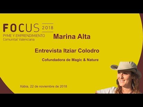 Entrevista Itziar Colodro, confundadora de Magic&Nature en #FocusPyme Marina Alta[;;;][;;;]