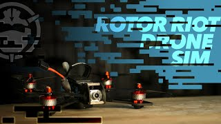 Introducing the Rotor Riot Drone Simulator
