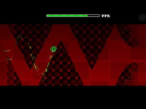 {Geometry Dash} Mountain King By FunnyGame 100% Complete (Medium Demon)