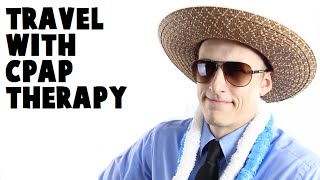 Travelling With CPAP Therapy