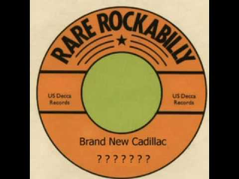 Brand New Cadillac (1959) (Song) by Vince Taylor and his Playboys