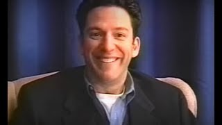 John Pizzarelli Interview by Monk Rowe - 1/29/2000 - NYC