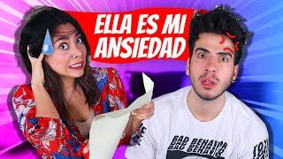 Si mi Ansiedad fuera una Persona ft. Rebeca Mendiola