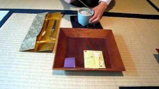 京都-香道体験