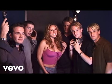 Mariah Carey - Against All Odds (Take a Look at Me Now) ft. Westlife (Official Music Video)