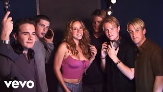 Mariah Carey & Westlife - Against All Odds (Take A Look At Me Now)