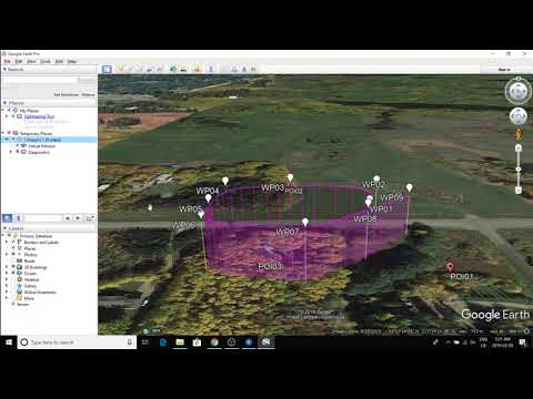 Litchi Mission Google Earth tutorial - смотреть онлайн на Hah Life