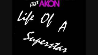 David Guetta Feat. Akon - Life Of A Superstar ( January 2017 )
