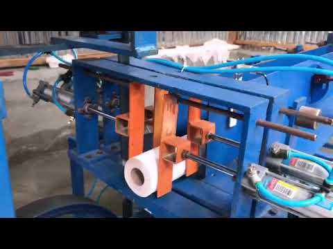 Automatic Toilet Band Saw Cutter