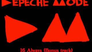 Depeche Mode - Always - Delta Machine