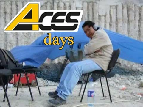 My days with ACES - Doha | Buhay OFW