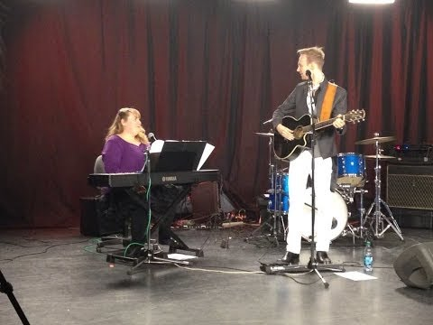 Meg Willey Cossaboom live at LCATV Studio