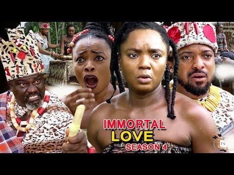 Download Immortal Love Season 4 - Chioma Chukwuka 2018 Latest Nigerian Nollywood Movie Full HD | 1080p