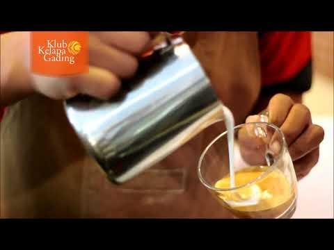 Cara Membuat Cafe Latte