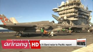 U.S. deploys stealth F-35B squadron to Japan