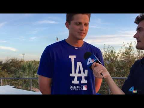 Discover Your Dodgers: Corey Seager (Episode 1)