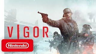Nintendo Vigor - Launch Trailer anuncio