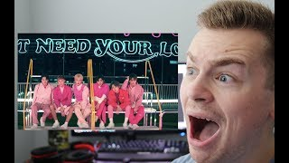 I FEEL EMPOWERED (NCT DREAM 엔씨티 X HRVY 'Don't Need Your Love' MV Reaction)