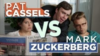 Pat Cassels vs. Mark Zuckerberg (Hardly Working)