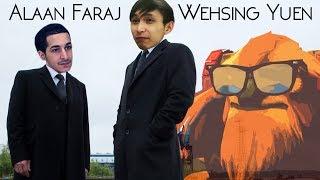 WEHSING YUEN & ALAAN FARAJ (SingSing Dota 2 Highlights #1142)