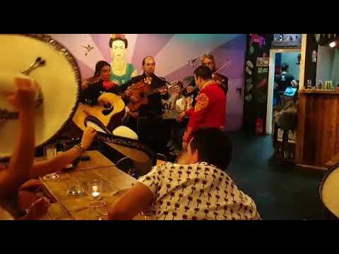 Mariachi Viva Mexico en Casita Mexicana Köln