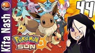 Pokemon Sun & Moon Post Game PART 44: EEVEELUTION BATTLES |Let's Play Walkthrough [3DS]