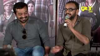 Dibakar Banarjee Was THREATENED By Anurag Kashyap For Movie Titli  SpotboyE