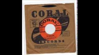 THE JOHNNY BURNETTE TRIO -  OH BABY BABE -  MIDNIGHT TRAIN  -  CORAL 9 61675
